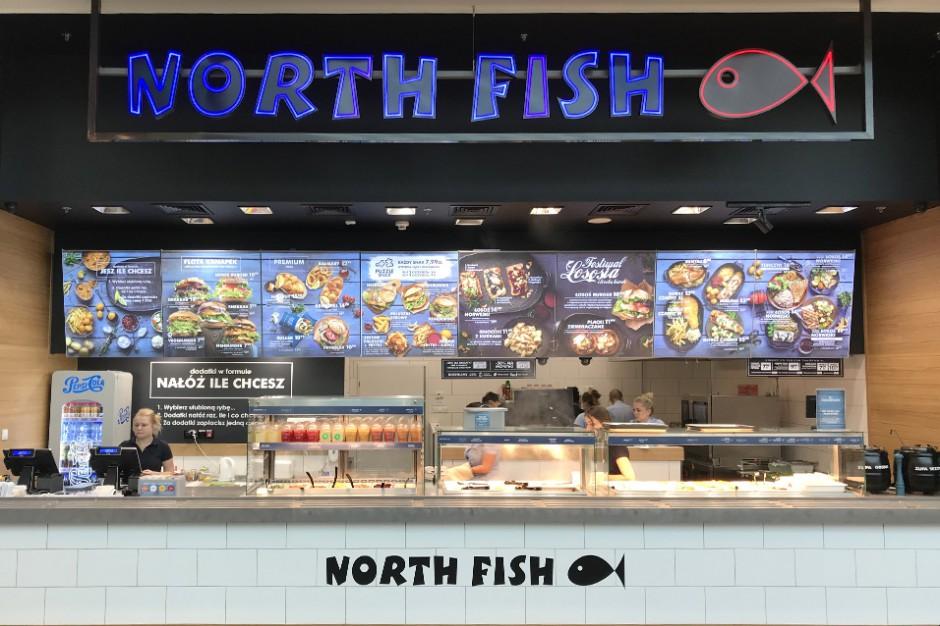 North Fish uruchomił opcję dostawy posiłków w Bydgoszczy