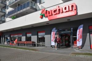 Auchan Supermarket ruszył na warszawskiej Białołęce