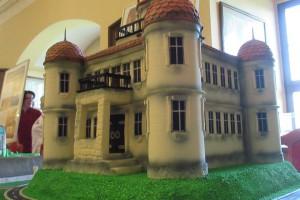 Pałace, zamki i kościoły ze słodyczy