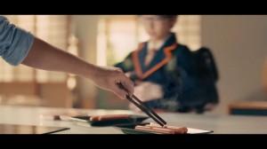 Motyw japońskiego śniadania w reklamie parówek Tarczyński (wideo)