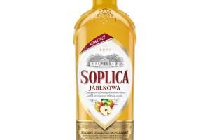 Soplica poszerza portfolio o wariant w smaku polskiego jabłka