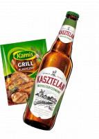 Rusza promocja i loteria grillowa marki Kasztelan