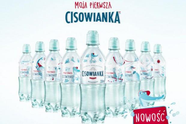 Cisowianka: Segment wód butelkowanych dla dzieci będzie systematycznie wzrastał
