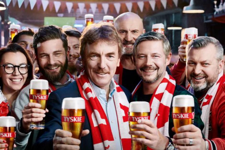 Zbigniew Boniek trzyma z Tyskim w najnowszej kampanii marki
