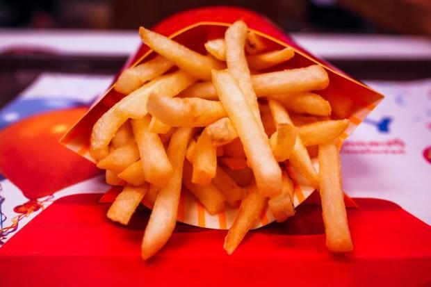 Rosyjski McDonald's zrezygnował z polskich frytek. Będą produkowane z rosyjskich ziemniaków