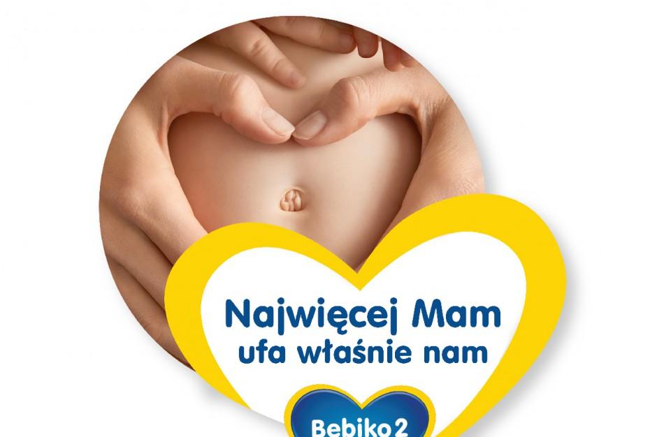 Bebiko 2 z nową kampanią – Najwięcej Mam ufa właśnie nam!