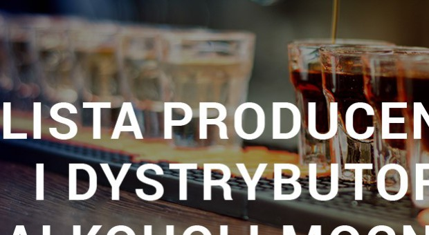 Lista producentów i dystrybutorów alkoholi mocnych, wina i piwa - edycja 2018