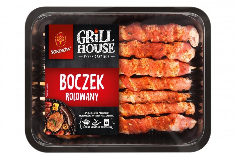 Sokołów wprowadza nowe produkty na grilla