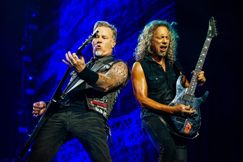 Metallica przekazała 80 tys. zł na Banki Żywności w Polsce