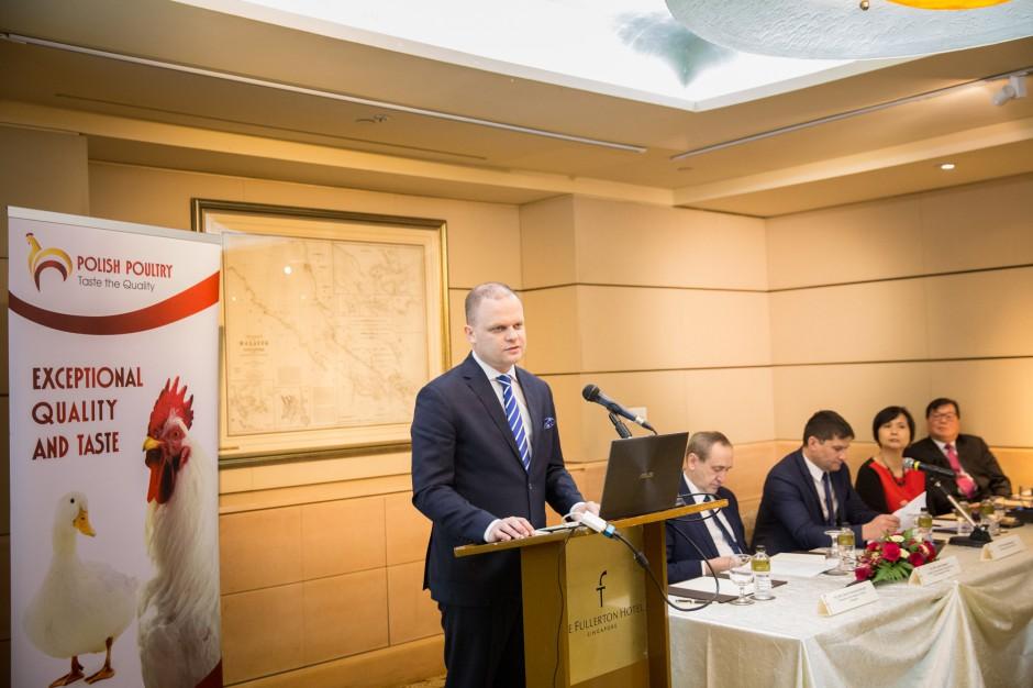 Seminarium KRD-IG w następstwie otwarcia rynku Singapuru dla polskiego drobiu
