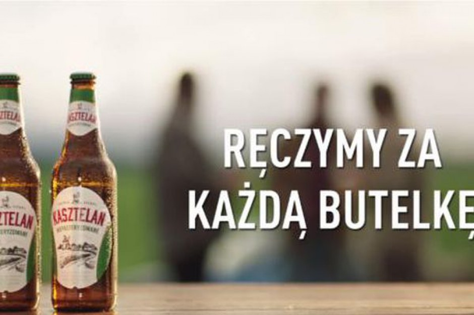 Nowa kampania reklamowa dla marki Kasztelan