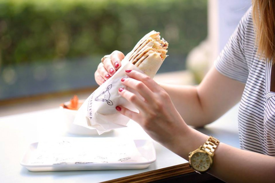 Krowarzywa wprowadziła wegańskiego kebaba