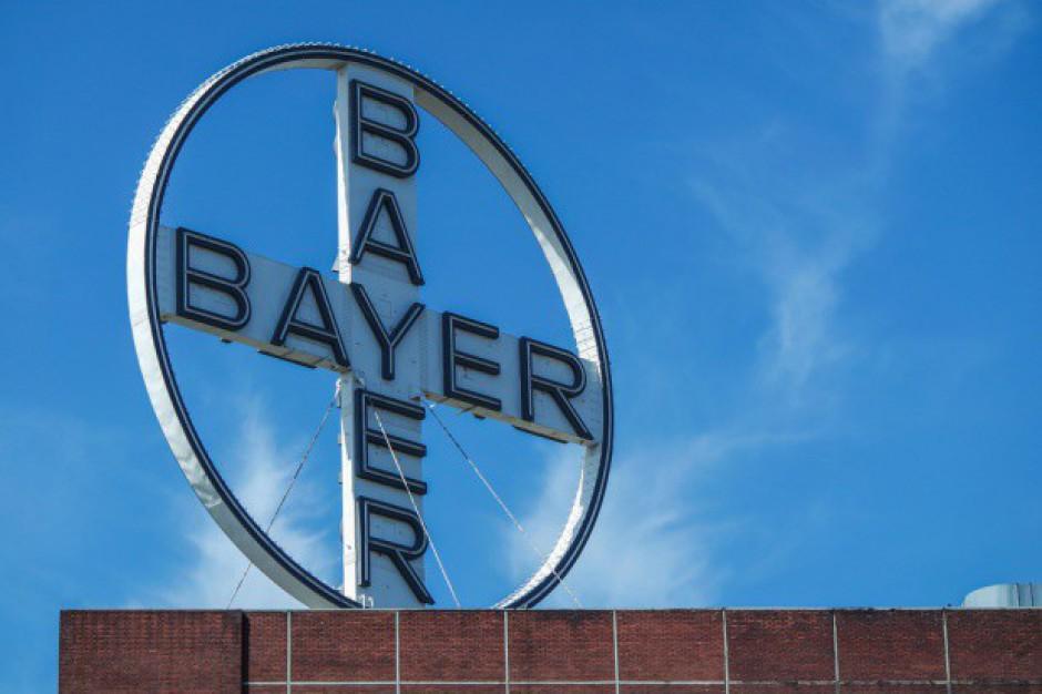 Bayer podpisał umowę z BASF o wartości 1,7 mld euro