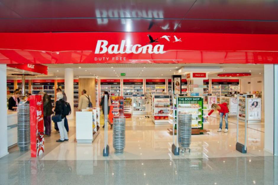 Baltona wynajmie 14 sklepów na lotnisku Chopina