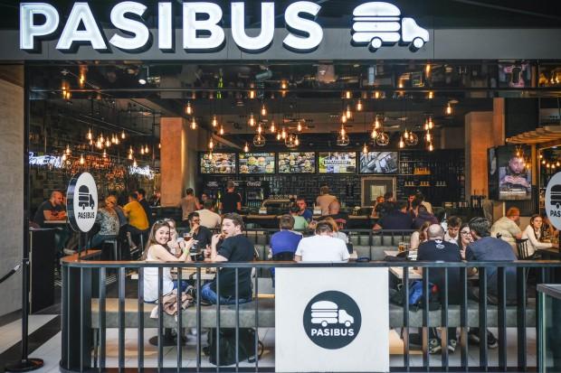 Burgerownia Pasibus ruszyła w Galerii Katowickiej