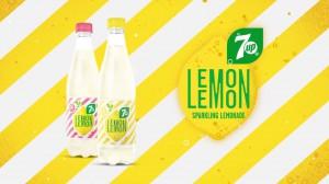 Pepsi wprowadza lemoniadę bąbelkową Lemon Lemon 7Up