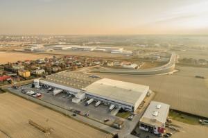 Targban na dłużej w Ożarów I Logistics Centre