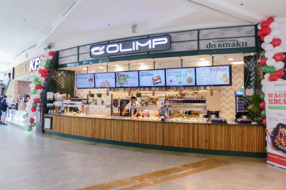 Restauracja Olimp w CH Bonarka otwarta na nowo po remoncie