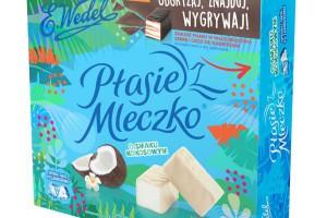 E.Wedel wprowadza Ptasie Mleczko w nowych smakach i jako deser lodowy