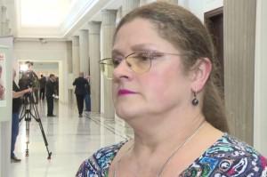 Krystyna Pawłowicz pyta o interpretację Ustawy o handlu w niedziele