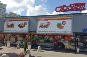 """Sieć """"Społem"""" ma o 1,2 tys. sklepów więcej od Biedronki"""