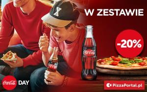 Coca-Cola rozpoczyna współpracę z Pizzaportal.pl