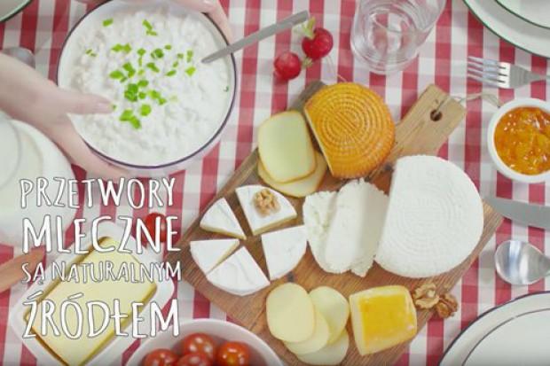 KZSM przygotował film promujący spożycie produktów mlecznych (video)