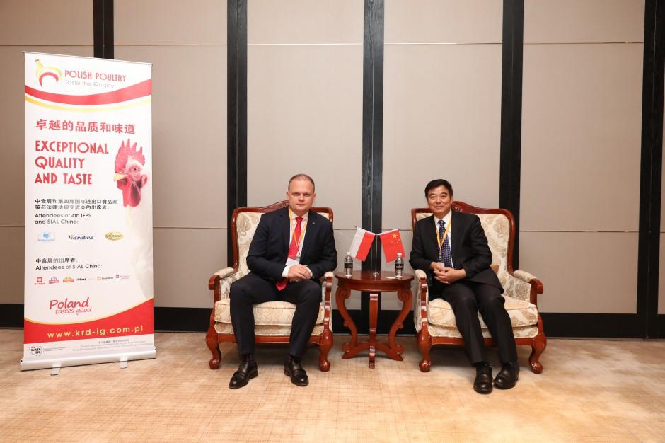 KRD-IG rozpoczęła misję w Chinach. Priorytet: powrót polskiego drobiu na rynek Państwa Środka