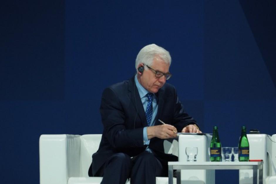 EEC 2018: UE nie może mieć podwójnych standardów