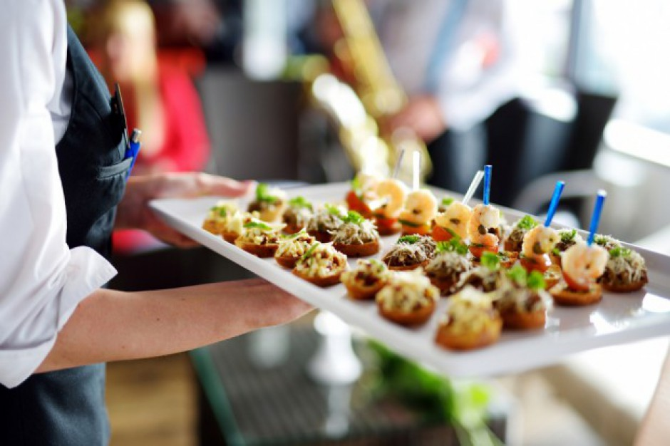 Wartość rynku cateringowego szacuje się na ok. 4,5 mld zł