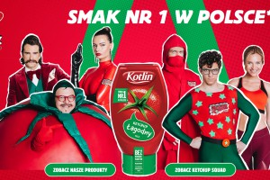 Kotlin KETCHUP CZOSNEK BAZYLIA 450G BUT PLAST
