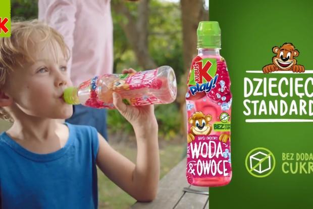 Kubuś Play! Woda&Owoce - nowość od Kubusia