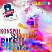 Konspol partnerem najbardziej kolorowego biegu na świecie