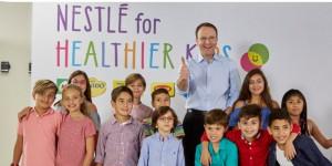 Nestlé wprowadza do swojej oferty produkty zawierające więcej owoców, warzyw i ziaren