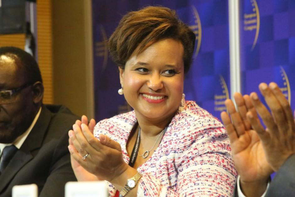 Margareta Kassangana na EEC: To czas rozkwitu Afryki