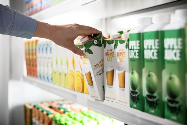 Polacy coraz częściej wybierają płynną żywność w opakowaniach kartonowych