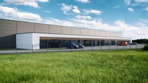 Rolnicza Spółdzielnia Produkcyjna Dąbrówka inwestuje w halę produkcyjno-magazynową