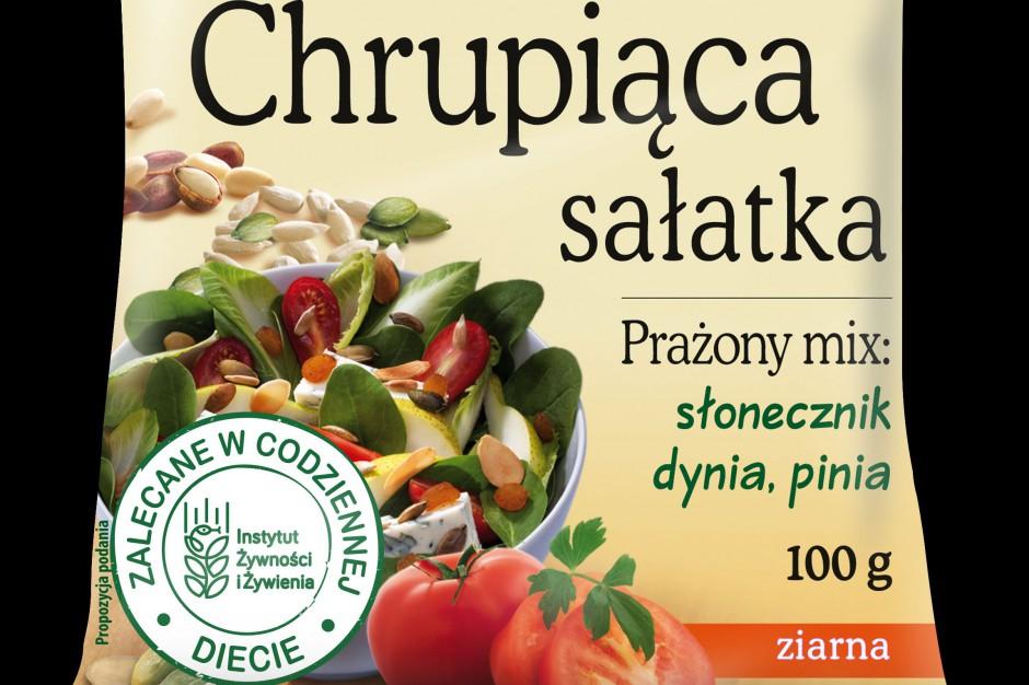 Produkty Bakalland z rekomendacją Instytutu Żywności i Żywienia