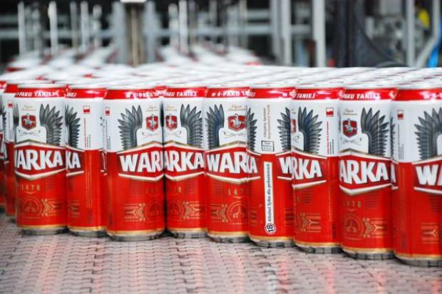 Browar Warka jako jeden z 8 browarów Grupy Heineken na świecie wyróżniony za TPM