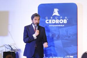 """Prezes Cedrobu wręczył nagrody w konkursie """"Wspieramy rozwój"""""""