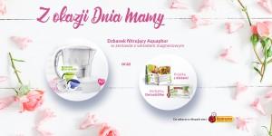 Teekanne i Aquaphor we wspólnej akcji promocyjnej na Dzień Matki