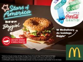 Nowa akcja McDonald's i aplikacji Uber Eats