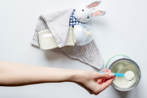 Kraina proszkiem mlecznym płynąca