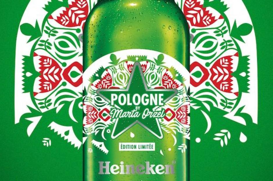 Polska ilustratorka wśród artystów limitowanej edycji Heinekena