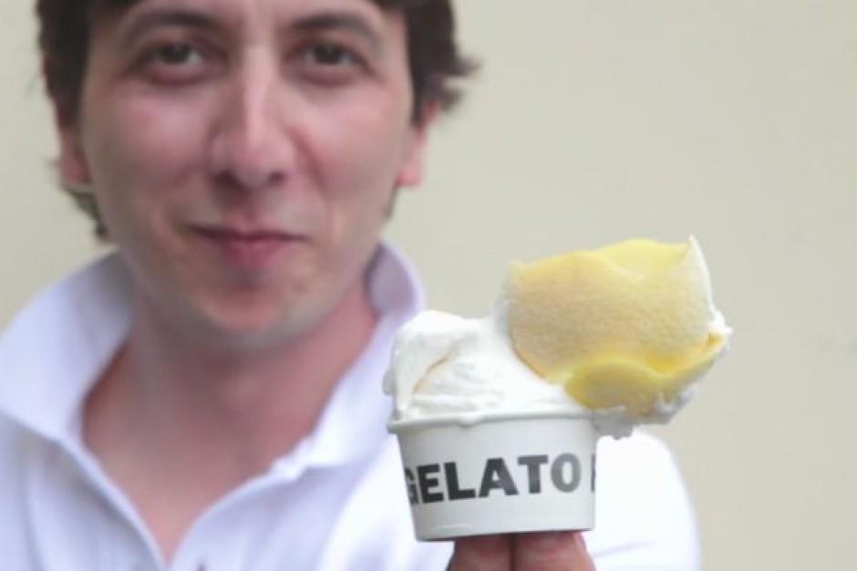Podróżująca fabryka lodów gelato niebawem w Warszawie