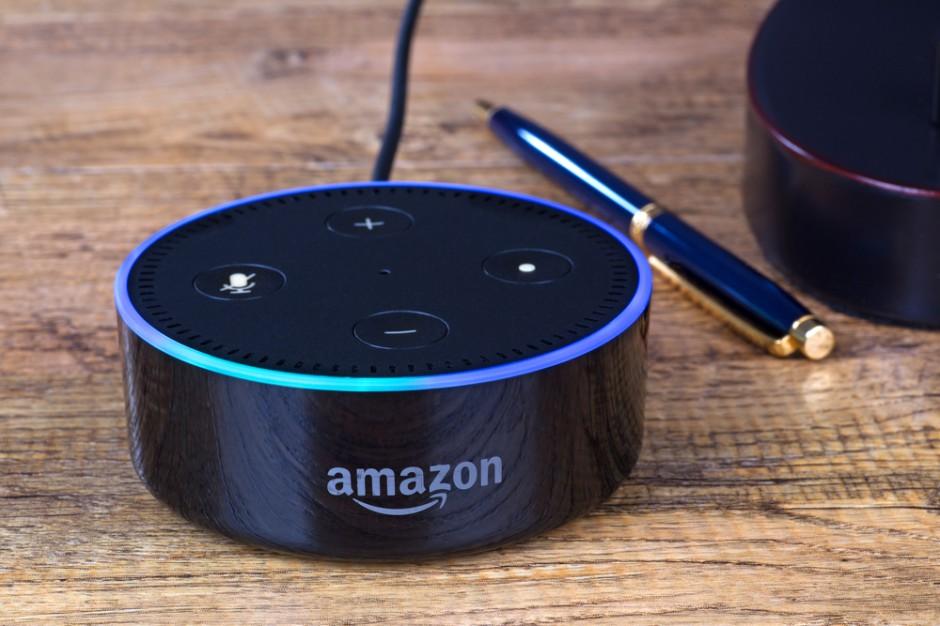 Asystent głosowy Amazona nagrał rozmowę i przesłał ją dalej bez zgody
