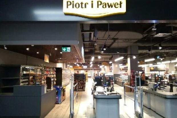 Nowy supermarket Piotr i Paweł w CH Forum Gdańsk