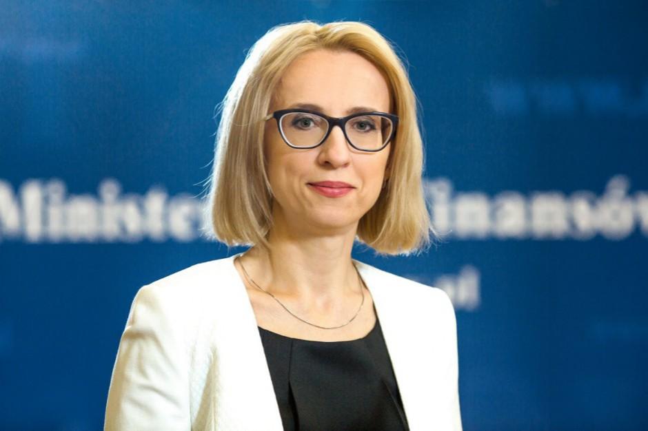 Minister Finansów: Nadwyżka budżetowa w kwietniu ma charakter przejściowy