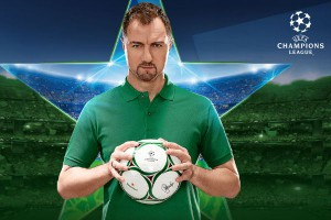 Liga Mistrzów UEFA dobiegła końca, a Heineken nadal w grze