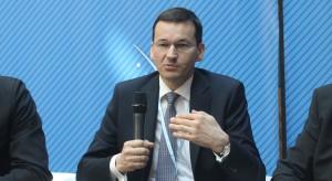 Morawiecki: Modernizacja Polski powinna się odbywać we współpracy z polskimi firmami